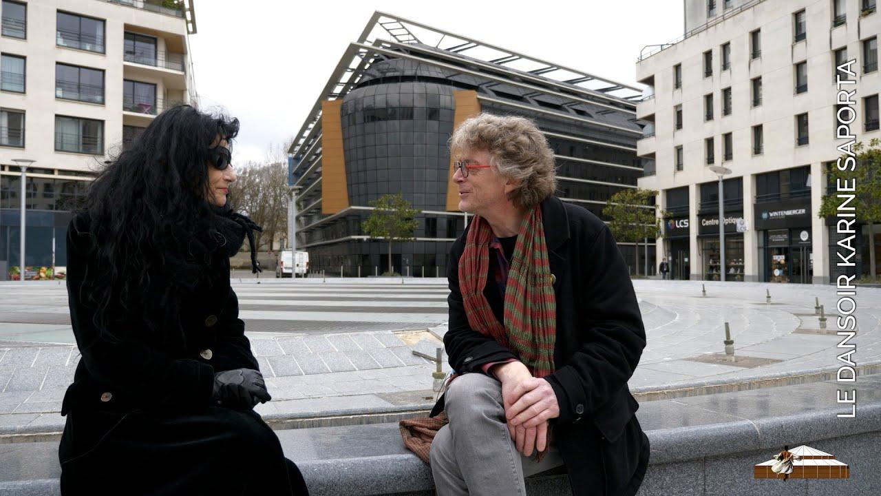 LDWTV -  Entretien avec Patrick Roussel, directeur adjoint de l'Artothèque de Caen