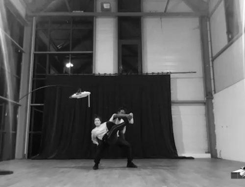 LDWTV – V&F cie.  présente son duo «Contact», crée grâce à un instrument de musique : le thérémine