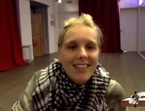 [LDWTV] Cours de Danse Hip-Hop avec la danseuse Aurore Borgo – Label Karine Saporta – Rediffusion