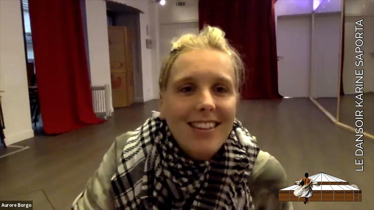 [LDWTV] Cours de Danse Hip-Hop avec la danseuse Aurore Borgo - Label Karine Saporta - Rediffusion
