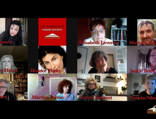 Particip' ACTIFS – Les Entretiens de Karine Saporta avec des artistes et des personnalités invités.
